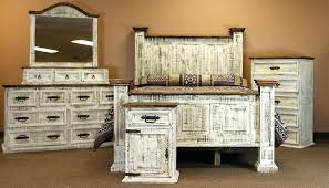 distressed white bedroom furniture. Fine Bedroom Distressed Wood Bedroom Furniture Sets  Appealing White In Distressed White Bedroom Furniture N