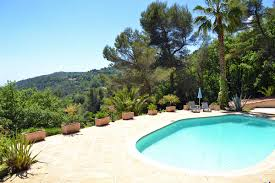 Cote D Azur Luxury Holiday Home With Pool And Views To Rent Near Nice