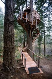 Check out this honeycomb treehouse in Woodinville Seattle Refined