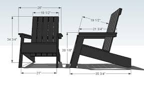 outdoor wooden chair plans. Outdoor Wood Furniture Plans Wooden Chair C