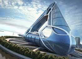 Architect Futuristic Architectural Designs .