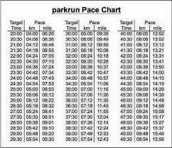 Nike Running Pace Chart Bedowntowndaytona Com