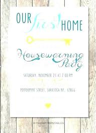 Housewarming Party Invitations Free Printable Housewarming Party E Invitations Free Housewarming Invitation