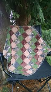Best 25+ Camo quilt ideas on Pinterest | Real tree camo, Pink camo ... & Camouflage Patchwork Quilt Adamdwight.com