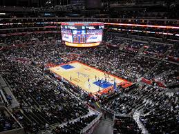 La Lakers Staples Center Seating Chart 55 Memorable Staple Centre La