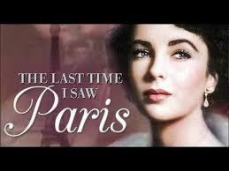 Resultado de imagem para the last time i saw paris