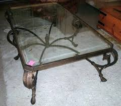 wrought iron glass coffee table lovely rod iron coffee tables wrought iron glass coffee table uk