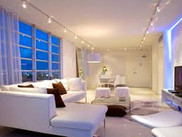 ... Living Room, Clean And Contemporary Lighting Living Room Lighting: Best  Contemporary Living Room Lighting ...