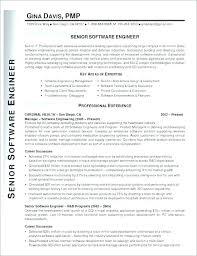 Software Developer Resume Sample Download Best Of Sample Resume Software Developer Fdlnews