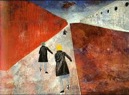 my favorite painting of his is the one at the top liberation done in 1945 to celebrate the fall of fascism