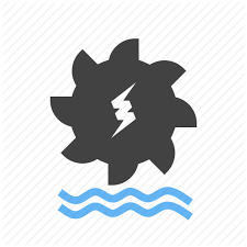power generator icon. Interesting Power Dam Energy Hydro Electric Power Power Generator Turbine Water With Power Generator Icon E
