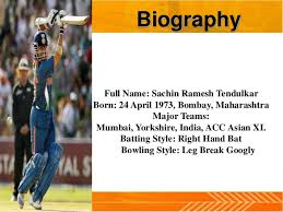 sachin tendulkar my role model deeply engaging sachin tendulkar towards cricket 5