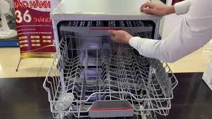 Giới thiệu máy rửa bát Bosch SMS46MI01G - YouTube