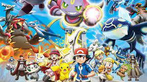 Pokemon The Movie: Hoopa and the Clash of Ages (DVD) Review