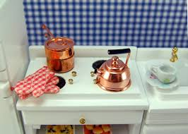 Miniature Dollhouse Kitchen Furniture The Mouse Market Blog