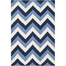 photo 1 of 10 20 ways to navy chevron rug superb blue chevron rug 1