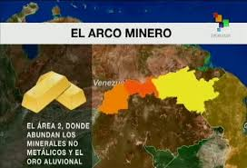 Resultado de imagen para arco minero del orinoco impacto ambiental