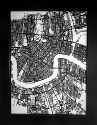 buy new orleans louisiana 3d laser cut street map modern minimalist art 11x14 city map wall decor for home or office show off your favorite city with  on new orleans map wall art with buy new orleans louisiana 3d laser cut street map modern