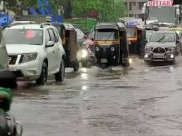 Mumbai Rains Live Updates Next High Tide Expected At 10 44