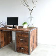 3 drawer desks industrial modern desk 3 drawer 1 door sterilite 3 drawer  desk organizer . 3 drawer desks ...