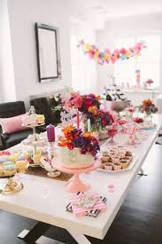 #CUTIE Mia Grace's Birthday. Birthday Party TablesGarden ...