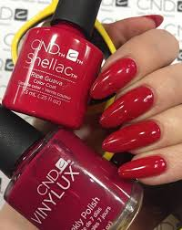Cnd Shellac Rhythm Heat Ripe Guava Cnd Shellac Nails Cnd