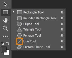 How can i draw a dashed/dotted line with an arrowhead on it? Work With The Line Tool