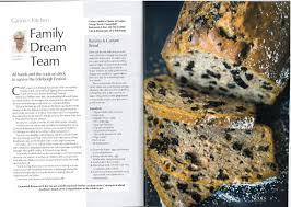 Light Brown Self Raising Flour Carina In Print August Scots Magazine Contini Edinburgh