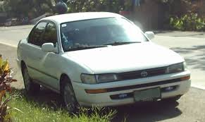 The History of Toyota Corolla - ATBP Philippines   At iba pa