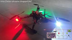 apm 2 5 external led lights diy drones
