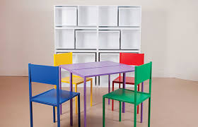 space saving furniture design. chairs and tables that fit into a shelf space saving furniture design h