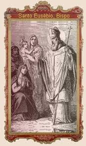 Resultado de imagem para Dia de santo Eusébio