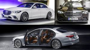 It ll also come standard with new interactive led lightning that responds to driver assistance. 2021 Mercedes S Class Colors Images