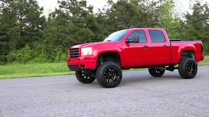 Silverado Lifted Red U Dagger Ls Powe Truckin Zj Chevrolet Regular ...