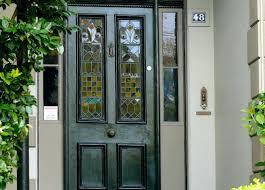 outstanding wrought iron glass door insert front door interior door inserts garage door support