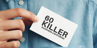 Best Way To Design Business Cards 60 Modern Business Cards To Make A Killer First Impression