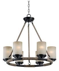 hunter lighting golden flecked bronze 6 light chandelier at xenia in oil rubbed p