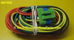meyer 07347 headlight module b harness meyer headlight module wire module b plug