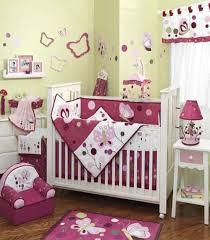 pretty girl baby crib bedding sets