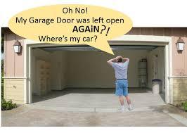 open garage doorAutomatic Garage Door OpenClosed Checker 12 Steps