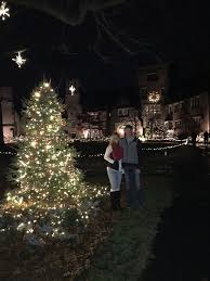 Akron Ohio Zoo Lights Stan Hywet Akron Ohio Christmas Time Outdoor Lights