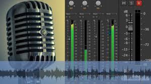 Учимся записывать звук с микрофона в программе Adobe ...