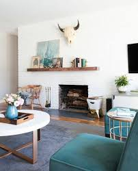 67 best interior mid century fireplaces images on board contemporary and home