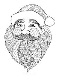 Today we have some great christmas coloring pages for adults to print and color. 100 Best Christmas Coloring Pages Free Printable Pdfs