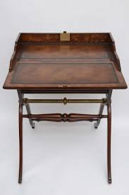 Campaign Desk by Theodore Alexander at 1stdibs