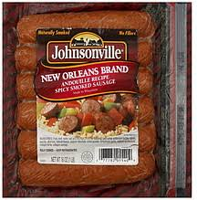 johnsonville y smoked sausage