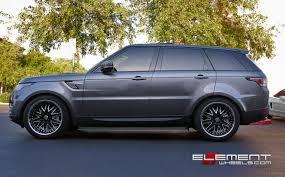 land rover 2014 sport black. lexani lx10 gloss blackmilled wheels on 2014 range rover sport v6 supercharged w land black r