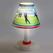 childrens room table lamp football 2507276 31