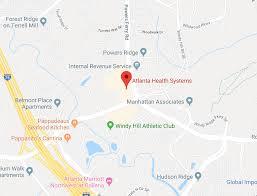 Volvik, the # 1 color golf ball on tour. Ahs Google Map Employee Health Screenings Atlanta Heath Systems