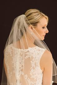 How To Wear A Veil With Every Wedding Hairstyle Weddingwire